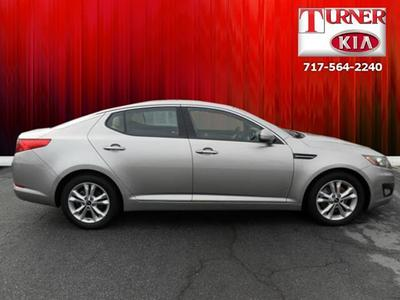 2011 Kia Optima EX Sedan for sale in Harrisburg for $19,395 with 37,659 miles.