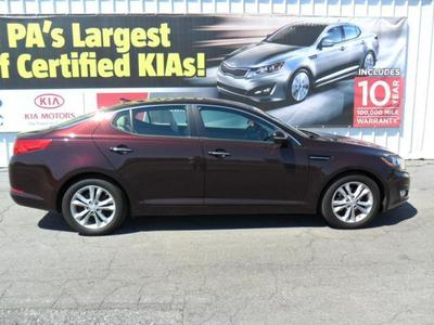 2013 Kia Optima LX Sedan for sale in Harrisburg for $18,995 with 13,918 miles.
