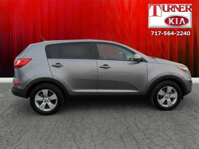 2013 Kia Sportage LX SUV for sale in Harrisburg for $20,598 with 13,380 miles.