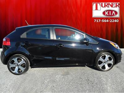 2012 Kia Rio5 SX Hatchback for sale in Harrisburg for $14,299 with 22,433 miles.