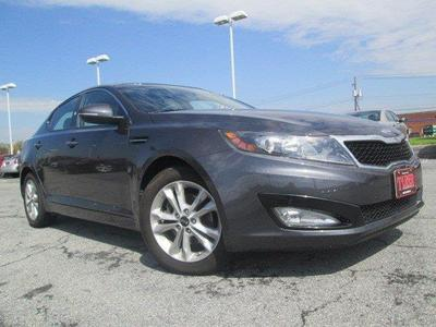 2011 Kia Optima EX Sedan for sale in Harrisburg for $18,995 with 38,982 miles.