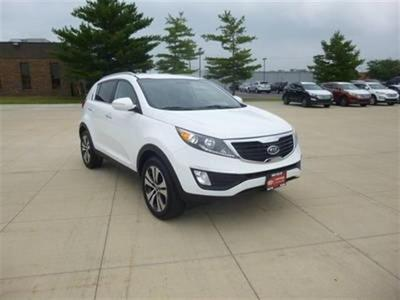 2012 Kia Sportage EX SUV for sale in Peoria for $23,495 with 18,501 miles.