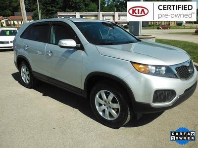 2013 Kia Sorento LX SUV for sale in Butler for $17,996 with 52,974 miles.