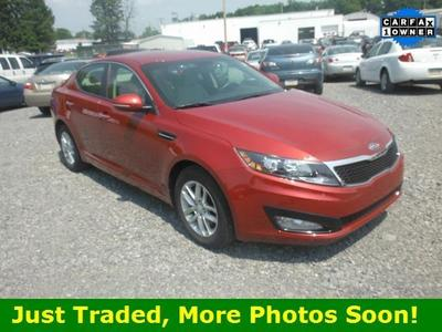 2012 Kia Optima LX Sedan for sale in Butler for $18,991 with 16,552 miles.