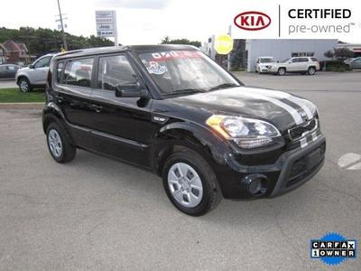 2013 Kia Soul Wagon for sale in Butler for $14,996 with 11,250 miles.