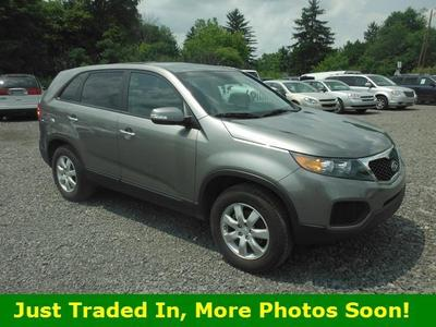 2011 Kia Sorento LX SUV for sale in Butler for $17,991 with 30,297 miles.