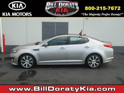 Used 2011 Kia Optima - Medina OH