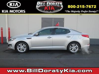 Used 2012 Kia Optima - Medina OH