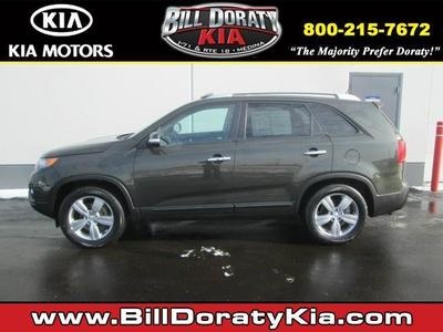 2012 Kia Sorento SUV for sale in Medina for $21,991 with 46,983 miles.
