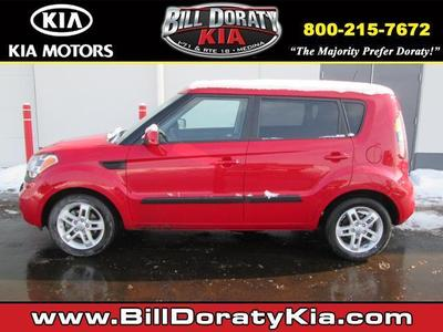 2011 Kia Soul Wagon for sale in Medina for $14,991 with 13,093 miles.