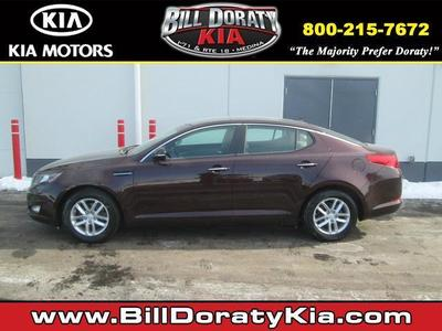 Used 2013 Kia Optima - Medina OH