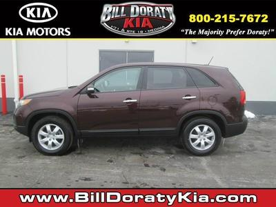 2011 Kia Sorento SUV for sale in Medina for $16,991 with 51,675 miles.