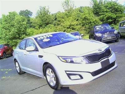 2014 Kia Optima LX Sedan for sale in Kingston for $20,690 with 14,120 miles.
