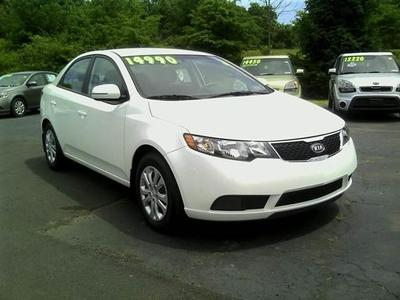 2012 Kia Forte EX Sedan for sale in Kingston for $14,990 with 29,055 miles.