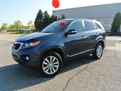 2011 Kia Sorento EX SUV for sale in Waterford for $22,650 with 45,489 miles.