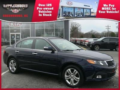 2010 Kia Optima SX Sedan for sale in Greensboro for $16,000 with 44,006 miles.