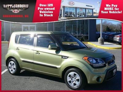 2012 Kia Soul Base Wagon for sale in Greensboro for $15,000 with 16,388 miles.