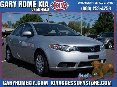 2012 Kia Forte EX Sedan for sale in Enfield for $14,982 with 17,411 miles.
