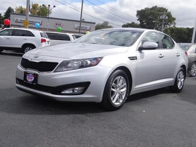2012 Kia Optima Sedan for sale in Attleboro for $18,981 with 16,004 miles.