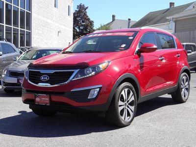 2011 Kia Sportage EX SUV for sale in Attleboro for $19,991 with 38,877 miles.