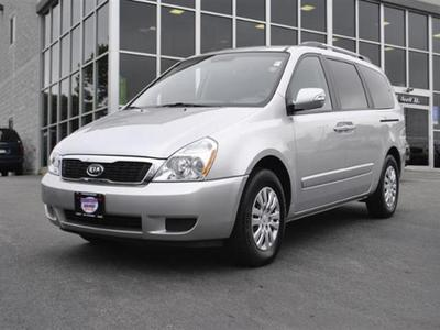 2012 Kia Sedona LX Minivan for sale in Attleboro for $20,491 with 16,911 miles.