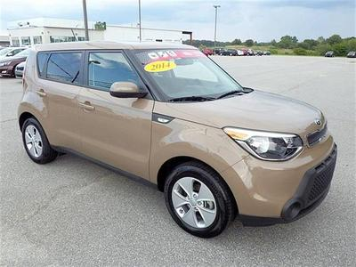 2014 Kia Soul Wagon for sale in Albany for $16,960 with 3,384 miles.