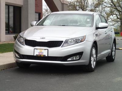 2012 Kia Optima LX Sedan for sale in Rolla for $17,846 with 30,618 miles.