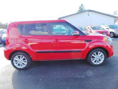 2013 Kia Soul + Wagon for sale in Schenectady for $17,995 with 14,631 miles.