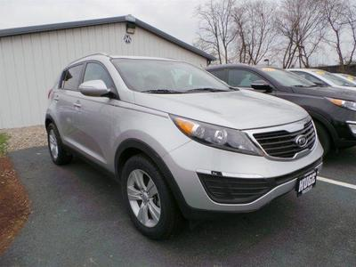 2012 Kia Sportage Base SUV for sale in Schenectady for $19,899 with 24,387 miles.