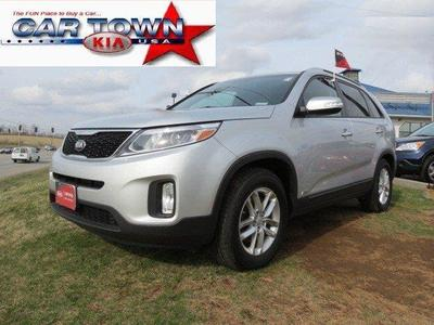 2014 Kia Sorento LX SUV for sale in Nicholasville for $26,988 with 21,356 miles.