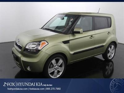 2011 Kia Soul + Wagon for sale in Grand Rapids for $14,600 with 31,667 miles.