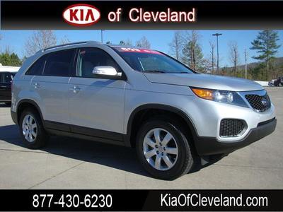 2013 Kia Sorento SUV for sale in Cleveland for $23,291 with 20,243 miles.