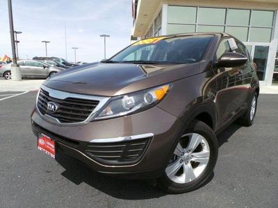 2013 Kia Sportage LX SUV for sale in Victorville for $19,995 with 40,092 miles.