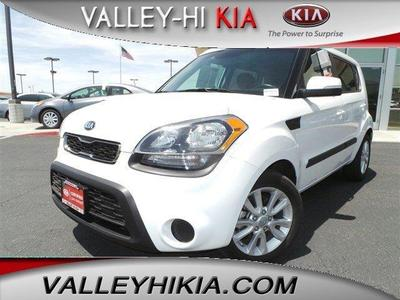 2013 Kia Soul + Wagon for sale in Victorville for $15,995 with 38,325 miles.