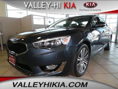 2014 Kia Cadenza Premium Sedan for sale in Victorville for $29,995 with 11,450 miles.