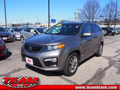 2011 Kia Sorento SX SUV for sale in Concord for $25,798 with 40,642 miles.