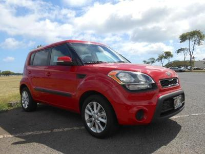 2013 Kia Soul + Wagon for sale in Honolulu for $23,494 with 5,095 miles.