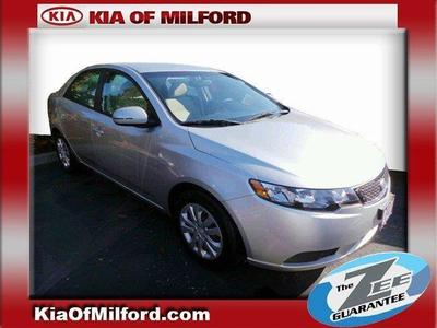2013 Kia Forte EX Sedan for sale in Milford for $15,525 with 18,348 miles.
