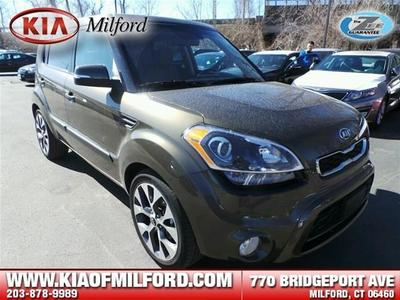 2012 Kia Soul ! Wagon for sale in Milford for $16,995 with 12,864 miles.