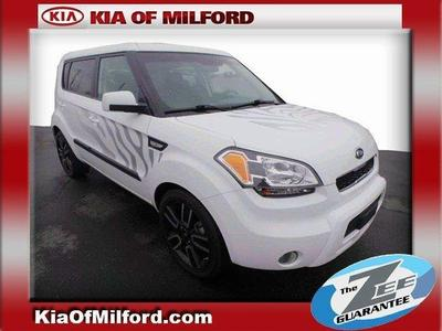 2011 Kia Soul + Wagon for sale in Milford for $14,995 with 29,305 miles.