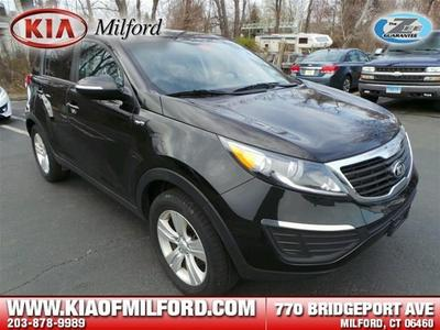 2013 Kia Sportage LX SUV for sale in Milford for $20,347 with 32,124 miles.