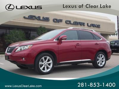 2010 Lexus RX 350 SUV for sale in Houston for $29,995 with 66,097 miles.