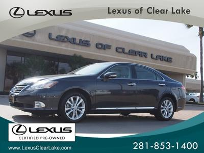 2011 Lexus ES 350 Base Sedan for sale in Houston for $29,995 with 51,057 miles.