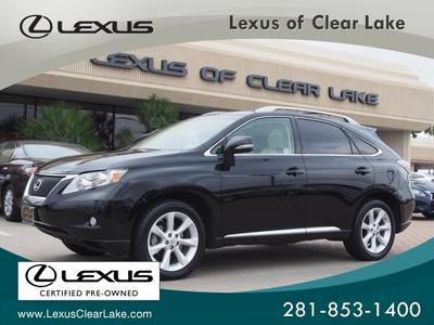 2011 Lexus RX 350 Base SUV for sale in Houston for $34,995 with 39,639 miles.