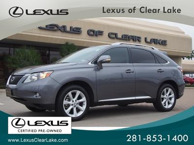 2012 Lexus RX 350 Base SUV for sale in Houston for $39,995 with 21,914 miles.