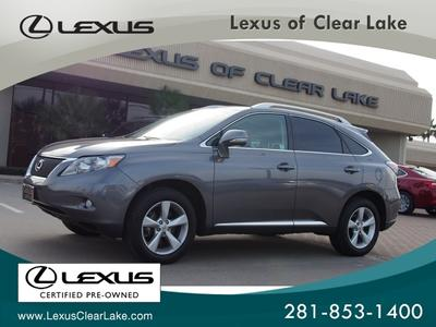 2012 Lexus RX 350 Base SUV for sale in Houston for $39,995 with 26,173 miles.
