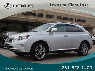 2013 Lexus RX 350 SUV for sale in Houston for $43,995 with 20,610 miles.