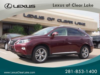 2013 Lexus RX 350 SUV for sale in Houston for $43,995 with 21,691 miles.