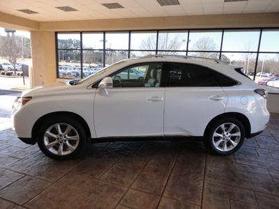 2011 Lexus RX 350 Base SUV for sale in Huntsville for $35,800 with 36,841 miles.