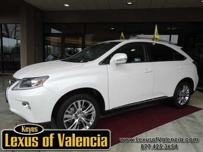 2013 Lexus RX 350 SUV for sale in Valencia for $39,995 with 15,338 miles.